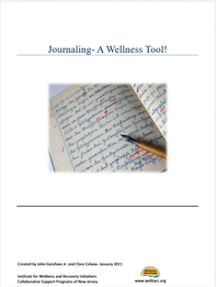 Graphic showing Journaling Tool cover